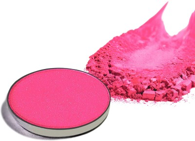 GlamGals Diamond finished Eyeshadow 3 g(Candy Pink)