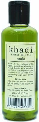 Vagads Khadi Amla Hair Oil(210 ml)