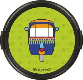 India Film Project ctf58 Lens Cap(Green, 58 mm)