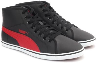 Puma Elsu v2 Mid SL IDP Sneakers(Black)