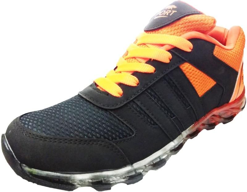 PORT MagOr Running Shoes(Black)