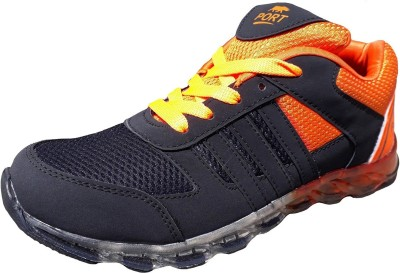 Parbat Port Mens Sports Basketball Shoes(Multicolor)