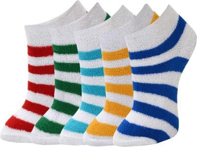 Marc Women's Ankle Length Socks(Pack of 5) at flipkart