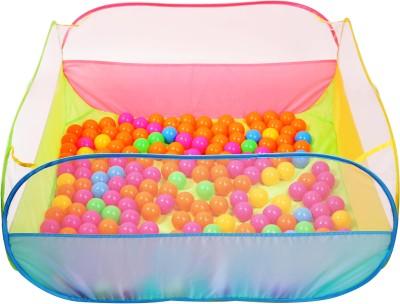 Playhood Ball Pool Tent(Multicolor)