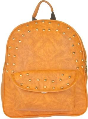 JG Shoppe Model3924 12 L Backpack(Beige)