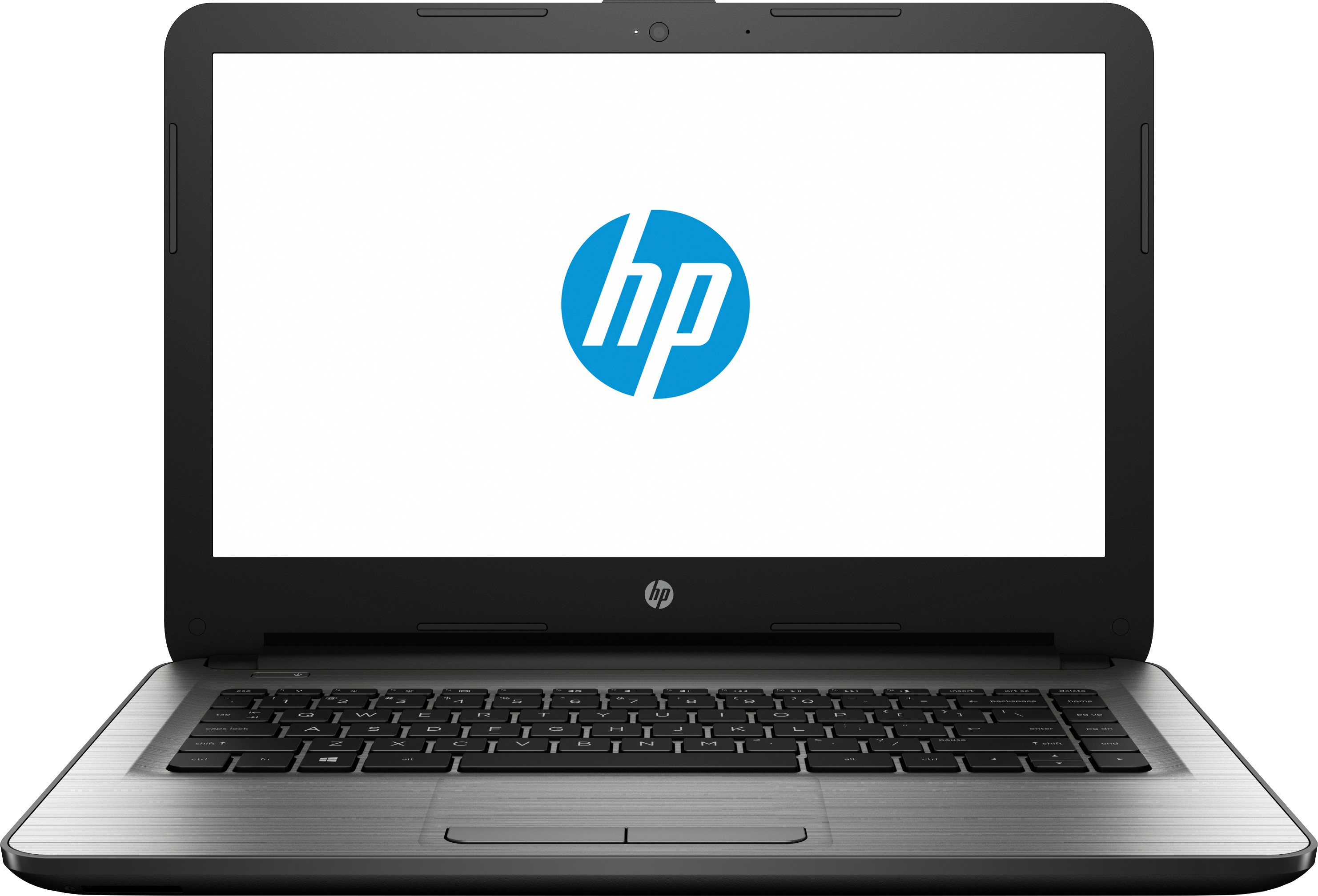 View HP Imprint Core i3 6th Gen - (4 GB/1 TB HDD/DOS) 14-ar003TU Notebook(14 inch, Turbo SIlver, 1.94 kg) Laptop