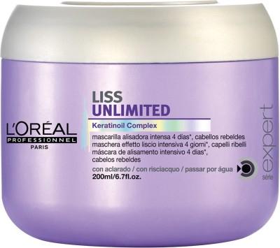 L'Oreal Professionnel Liss Unlimited Mask 200 ml(200 ml) at flipkart