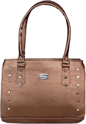 3NG Hand-held Bag(Brown)