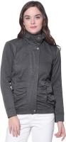 Purys Full Sleeve Solid Women's Fleece Jacket