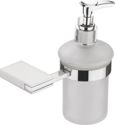 Aquarium 1 Liquid Soap Despenser 300 ml Sensor Equiped Shampoo Dispenser(Silver)