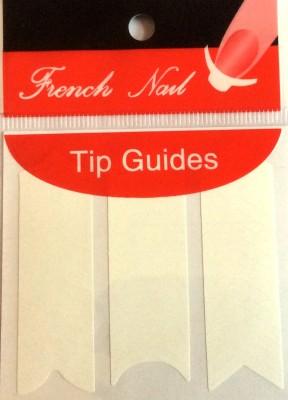 Sani nail tip guide(white)