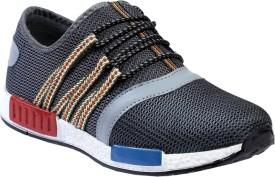 JK Port Men New Sport Shoe Running Shoes(Multicolor)