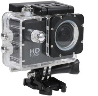 IZED HERO 1080P Waterproof Digital with led screen(WITHOUT memory card ) Sports and Action Camera(Black 10.4 MP)