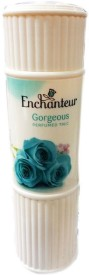 Enchanteur Gorgeous Perfumed talc(249 g)
