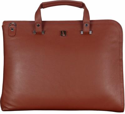 ADAMIS Leather Portfolio Folder(Tan)