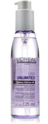 LOreal Professionnel Liss Unlimited Evening Primrose Oil(125 ml)