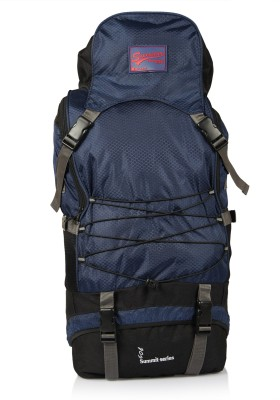 Impulse Criss Cross Rucksack - 60 L(Multicolor)