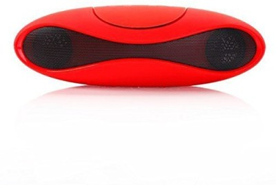 Rich Walker Rugby_Red Portable Bluetooth Mobile/Tablet Speaker(Red, 4.1 Channel)