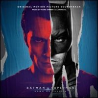 Batman V Superman: Dawn Of Justice [Original Soundtrack] (Deluxe Edition, Digipack Packaging, 2PC) Imported Audio CD Deluxe Edition