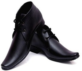 Shoe Rock Vision Lace Up(Black)