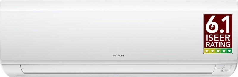 Hitachi 1 Ton Inverter (5 Star) Split AC  - White(RSB/CSB/ESB-512AAEA, Copper Condenser)