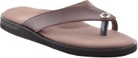 Dia One Men Brown Flats