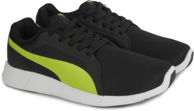Puma ST Trainer Evo IDP Running Shoes(Black)