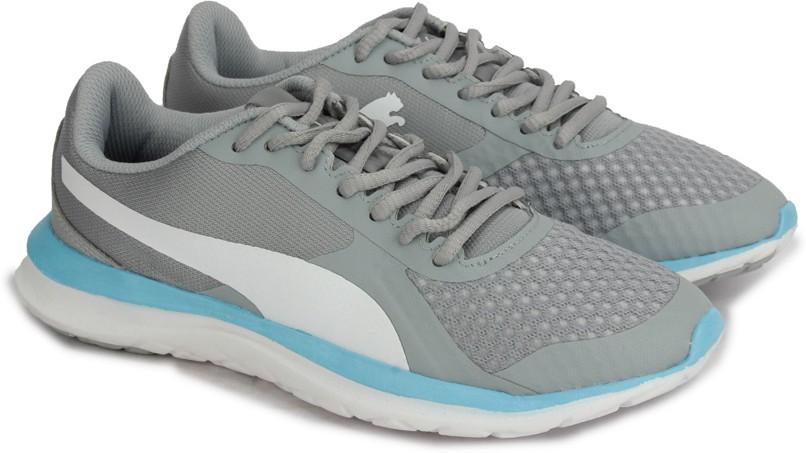 Puma FlexT1 IDP Running Shoes(White)