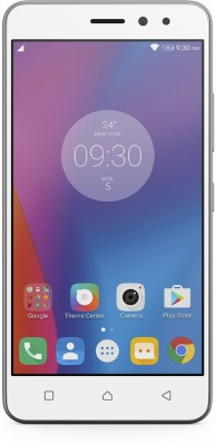Lenovo K6 Power (Silver, 32 GB)(4 GB RAM)