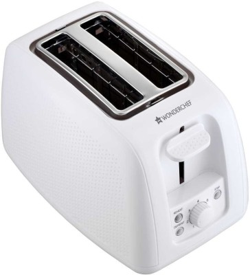Wonderchef 63152304 780 W Pop Up Toaster(White)