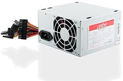 Artis 400R+ 400W SMPS Power Supply Unit 400 Watts PSU(Matte Silver)