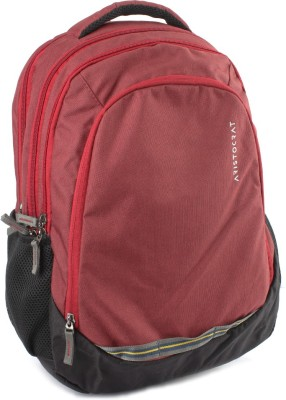 Aristocrat Gusto 30 L Backpack(Red)