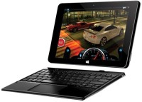 Penta Atom Quad Core - (2 GB/32 GB EMMC Storage/Windows 10) WS1001Q 2 in 1 Laptop(10.1 inch, Black, 1.4 kg)