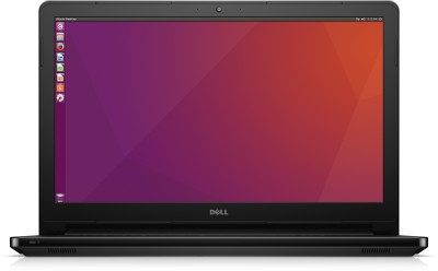 Dell Inspiron Core i3 6th Gen - (4 GB/1 TB HDD/Linux) 5559 Notebook(15.6 inch, Black, 2.36 kg)