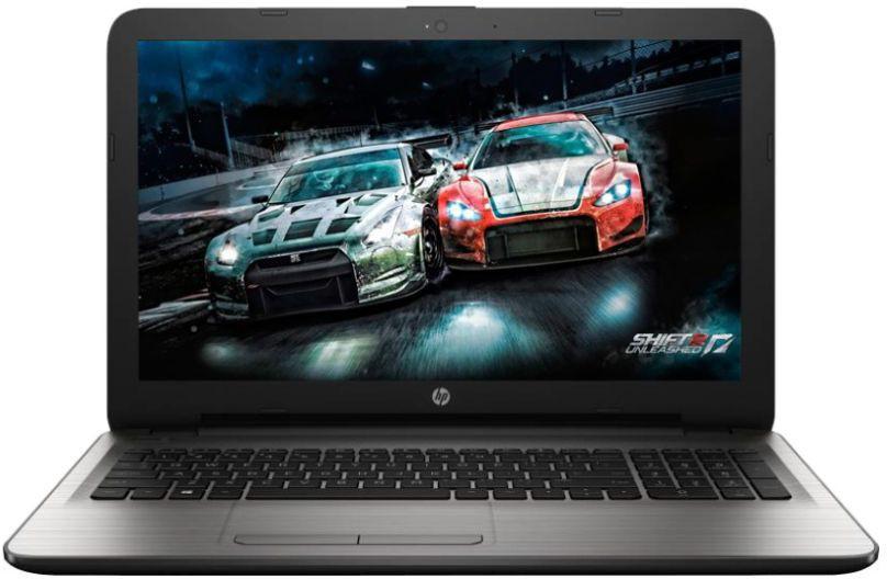 View HP BG APU Quad Core E2 - (4 GB/500 GB HDD/Windows 10 Home) 15-bg008au Notebook(15.6 inch, SParkling Black, 2.19 kg) Laptop