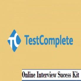 sapsmart TESTCOMPLETE Online Interview video learning success kit(DVD)