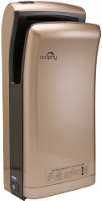 Dolphy Golden Automatic Jet Hand Dryer Machine
