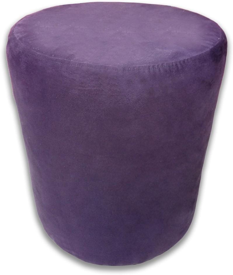 View PSYGN Foam Pouf(Finish Color - Purple) Furniture (Psygn)