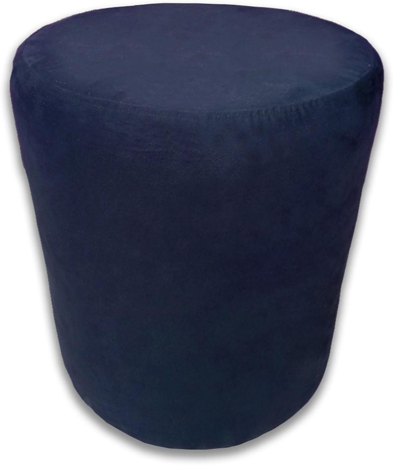 View PSYGN Foam Pouf(Finish Color - Blue) Furniture (Psygn)