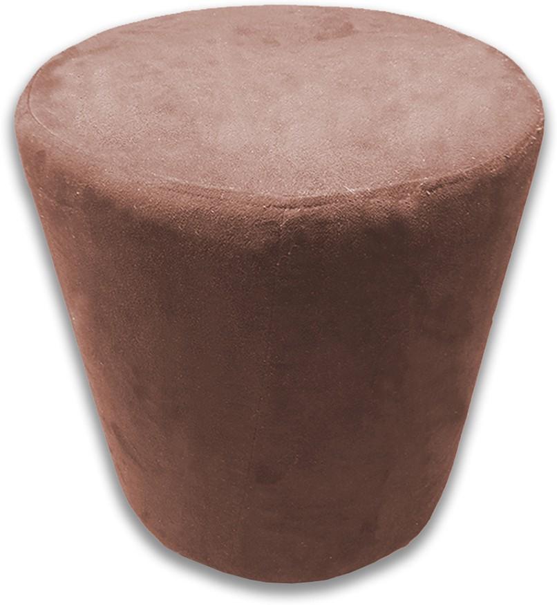 View PSYGN Foam Pouf(Finish Color - Brown) Furniture (Psygn)