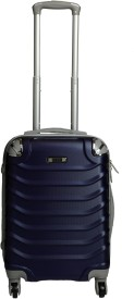 SAHARA EXCLUSIVE king travel Expandable Cabin Luggage - 20 inch(Blue)