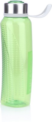 Steelo Tritan Tower BPA Free 800 ml Bottle(Pack of 1, Green)