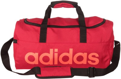 Adidas LinPer Travel Travel Duffel Bag(Red)