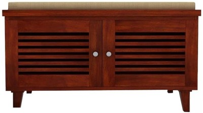 Ringabell Solid Wood Shoe Cabinet