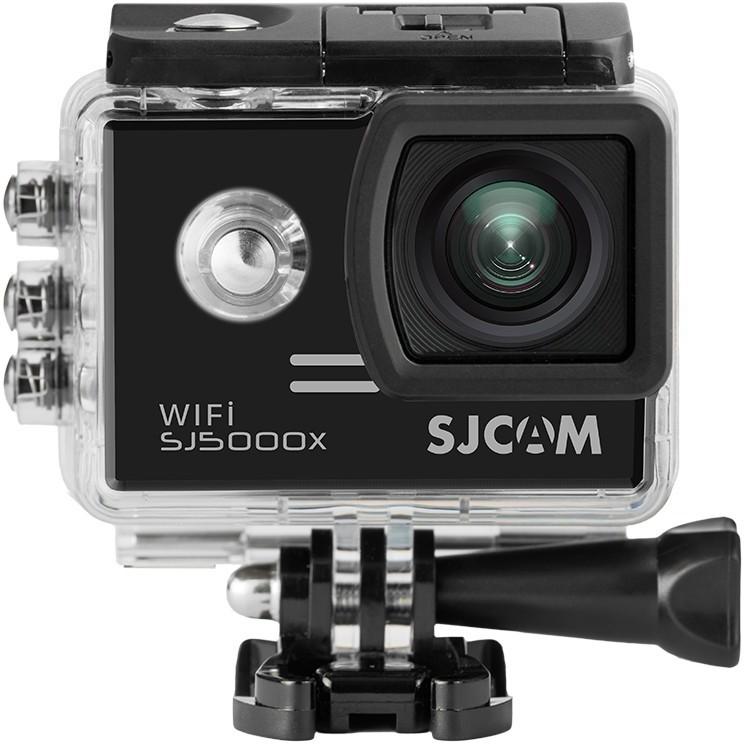 SJCAM Microware SJCAM 5000X Elite Sports & Action Camera (Black) SJCAMSJ5000WIFIBLACK_1Battery Sports & Action Camera(Black)