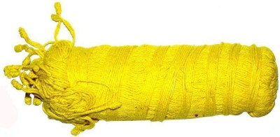 MNA Yellow Janeu Yellow Cotton Ribbon(Pack of 20)