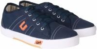 Unistar 5004 Canvas Shoes(Blue)