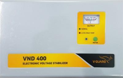 V Guard VND400 For AC upto 1.5Ton (150V-285V) Voltage Stabilizer(Multiocolor)