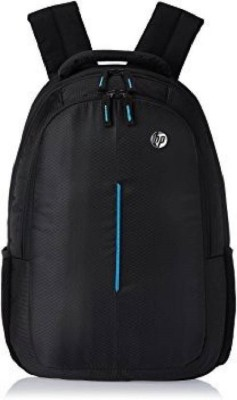 HP 1 Laptop Bag(Black, Blue) at flipkart