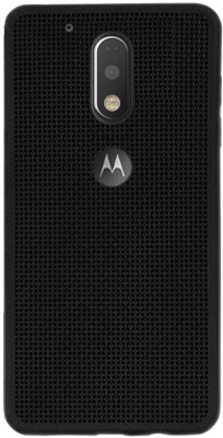 quality design 3d350 66465 Flipkart SmartBuy Back Cover for Motorola Moto G4 Plus(Black ...
